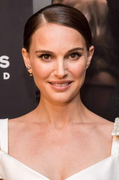 Autre végétalienne célèbre : Natalie Portman mais...