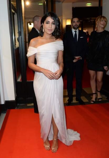 Leila Bekhti nommée pour le meilleur second rôle pour Le grand bain