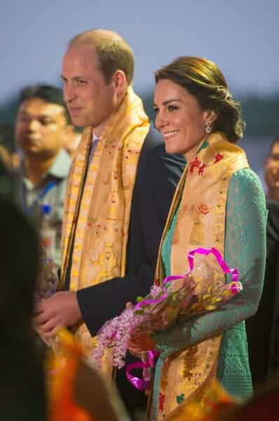 Kate et William plus épanouis que jamais