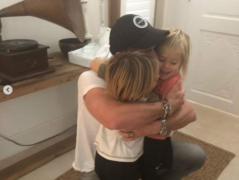 Pour les 36 ans de son mari, Chris Hemsworth, Elsa Pataky a partagé des photos de famille sur Instagram