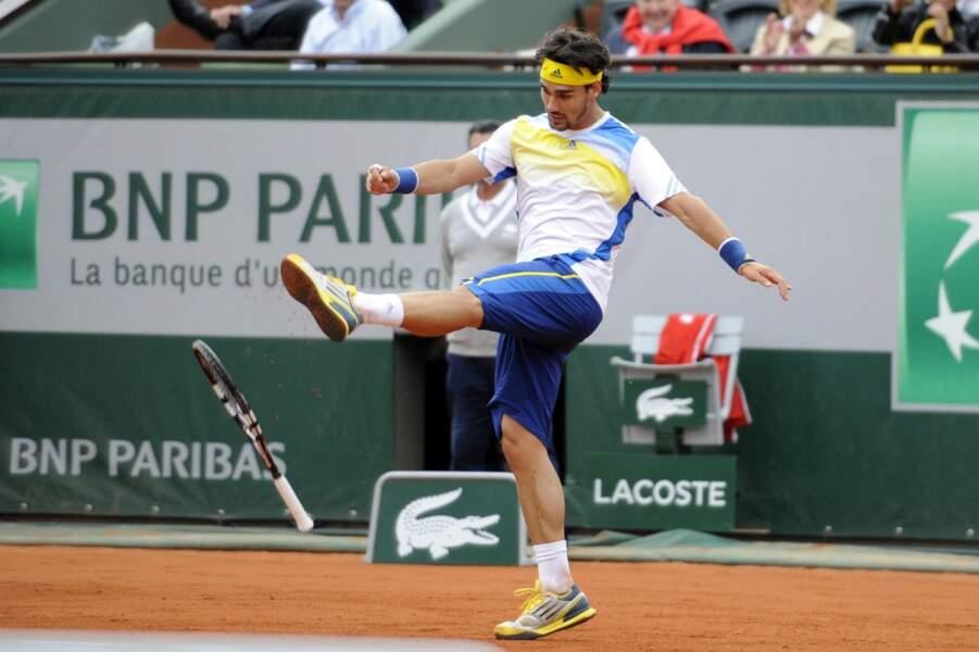 Les raquettes ont vécu un tournoi de Roland-Garros compliqué...