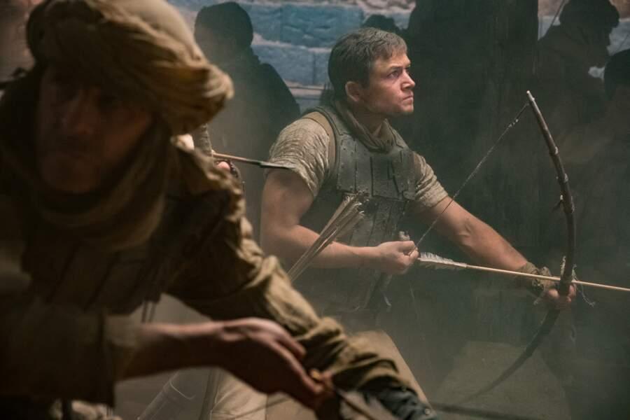 Robin des bois devra mener des combats tous plus incroyables les uns des autres
