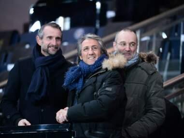 Les peoples au rendez-vous du match PSG / Chelsea