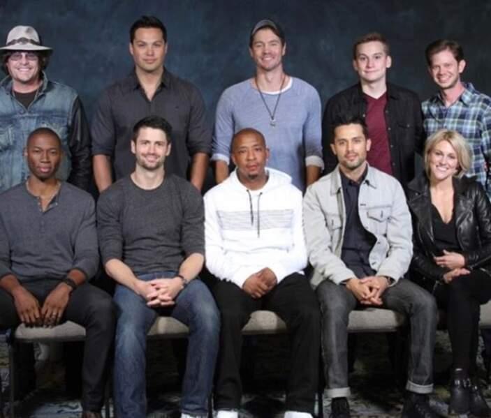 Les acteurs de la série Les Frères Scott sont revenus sur les lieux du crime, à Wilmington !