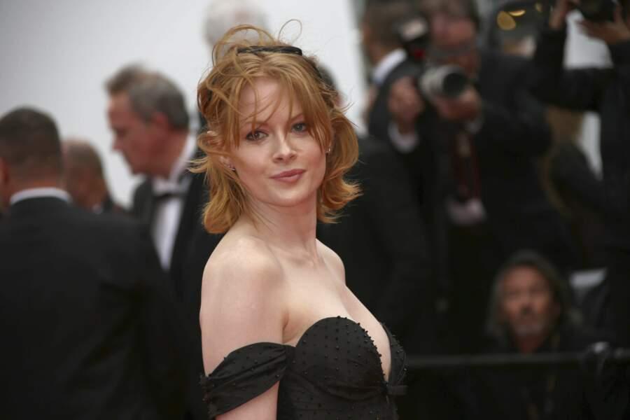 L'actrice Emily Beecham