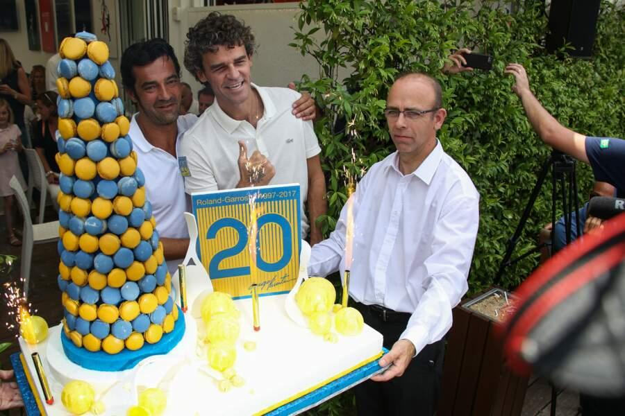 Eh oui, déjà 20 ans que Guga a remporté son premier Roland-Garros !