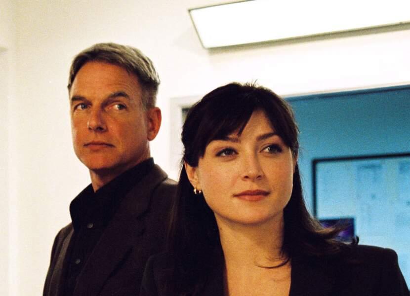 Sasha Alexander incarnait l'agent Caitlin Todd