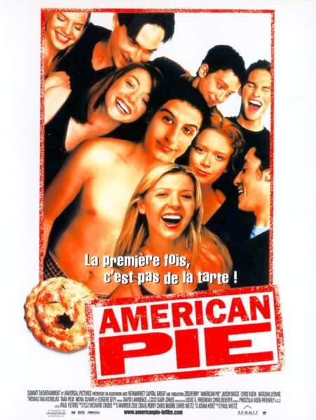 """American Pie, comédie potache et """"d'initiation"""" s'intitule au Québéc"""