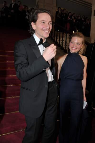 Glamour, Melanie Thierry et son compagnon le chanteur Raphaël