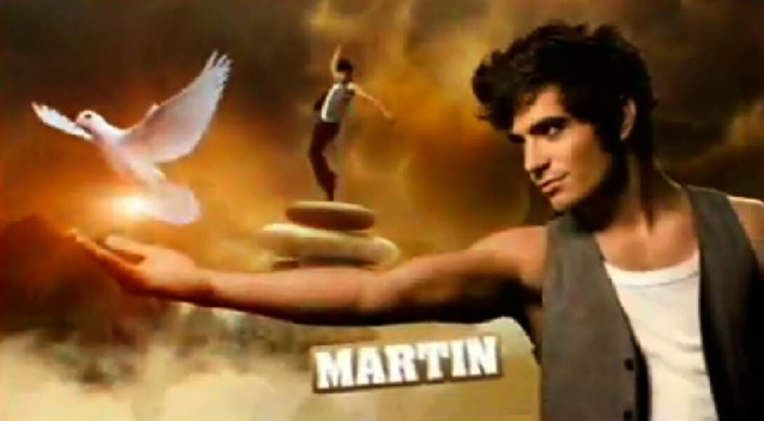 """Martin (Saison 3). Son secret : """"Je suis millionnaire"""""""