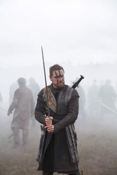 Royal sous les traits de Macbeth (2015), aux côtés de Marion Cotillard