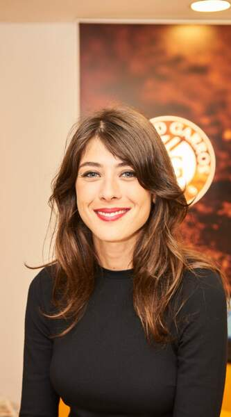 La journaliste Sandrine Calvayrac belle de match