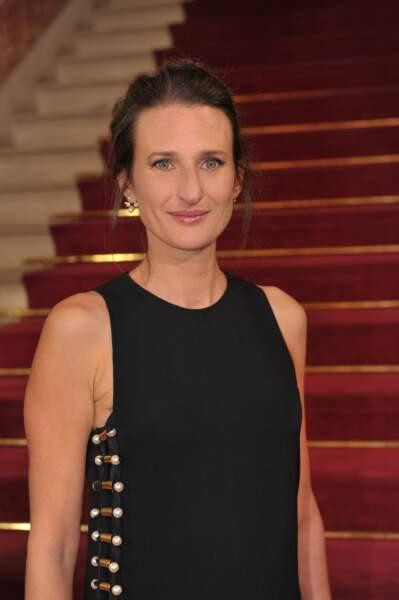 La comédienne Camille Cottin, nommée au meilleur espoir féminin pour Connasse princesse des coeurs