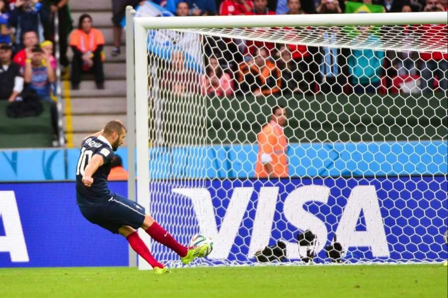 Karim Benzema a bien entendu le message puisqu'il a marqué deux des trois buts de la soirée