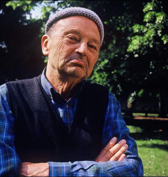 L'écrivain Michel Tournier est décédé le 18 janvier. Il avait 91 ans