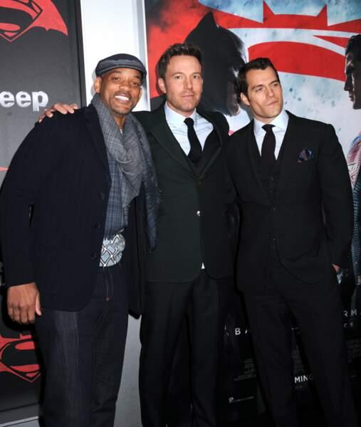 Non Will Smith, pas la peine de t'incruster, tu n'es pas au casting du film...