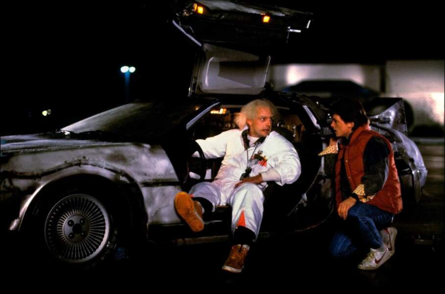12- Retour vers le futur (1985) de Robert Zemeckis