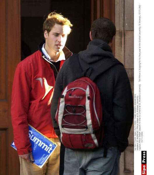 Kate et William vivent ensemble hors du campus