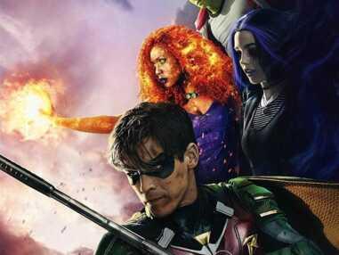 Titans (Netflix) : découvrez à quoi ressemblent les acteurs en vrai sans leurs costumes