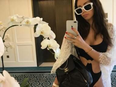 Nabilla en vacances à Dubaï : bikini, dauphins et repos pour la star de télé-réalité !