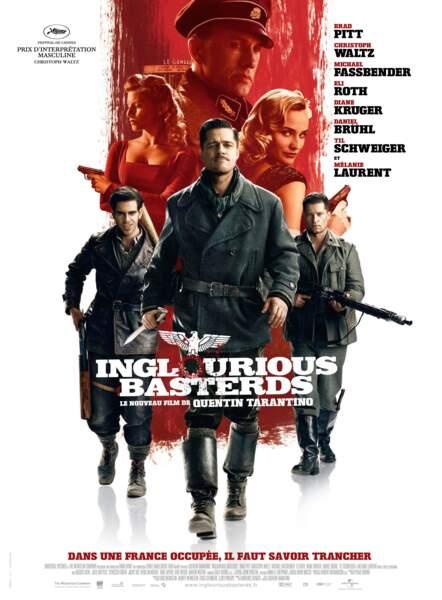 Inglorious Basterds de Quentin Tarantino...