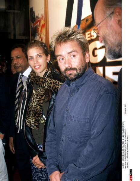 Puis en 1991, Luc rencontre la jeune Maïwenn Le Besco, alors âgée de 14 ans à l'époque
