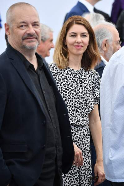 Jean-Pierre Jeunet et Sofia Coppola