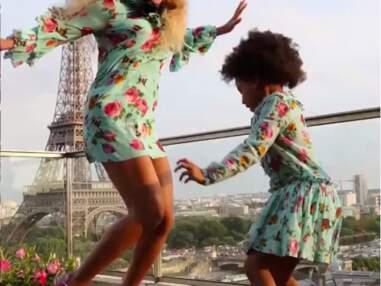 Beyoncé et Jay Z à Paris : les photos de leurs vacances