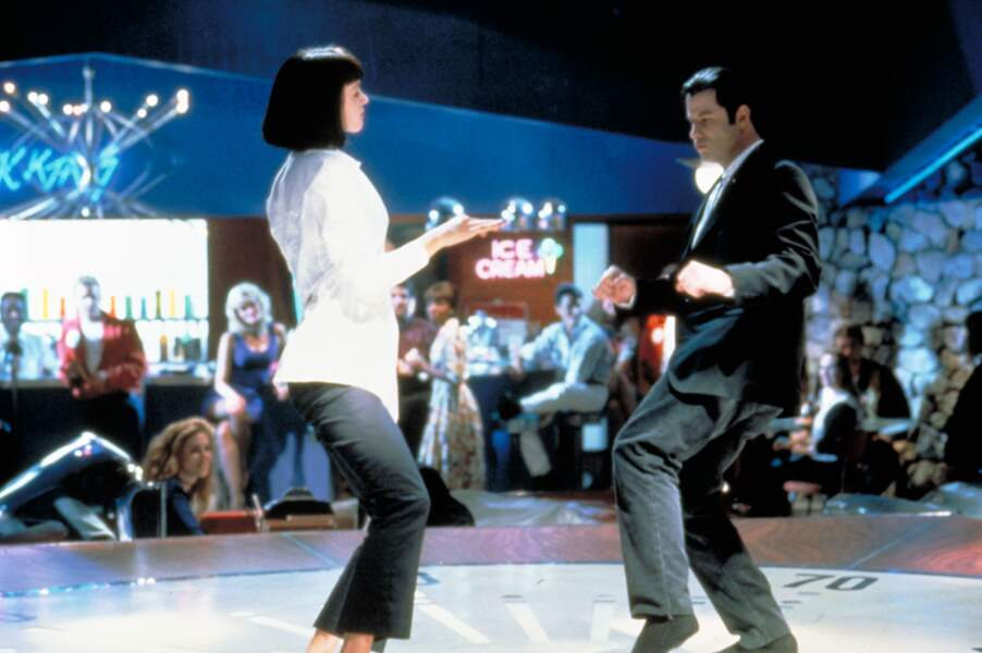 5- Pulp Fiction (1994) de Quentin Tarantino
