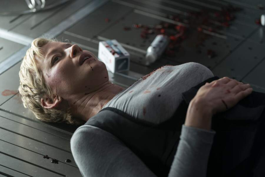Nightflyers est adaptée d'un roman de George R.R. Martin (Game of Thrones) avec Gretchen Mol (Boardwalk Empire)
