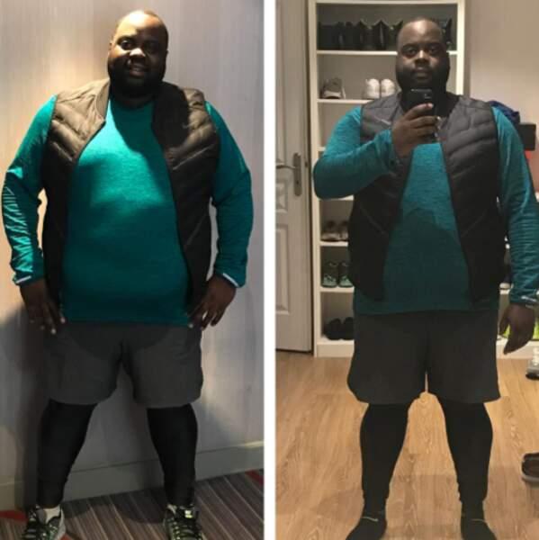 Sur Instagram, Issa Doumbia affiche sa transformation : moins 23 kilos !