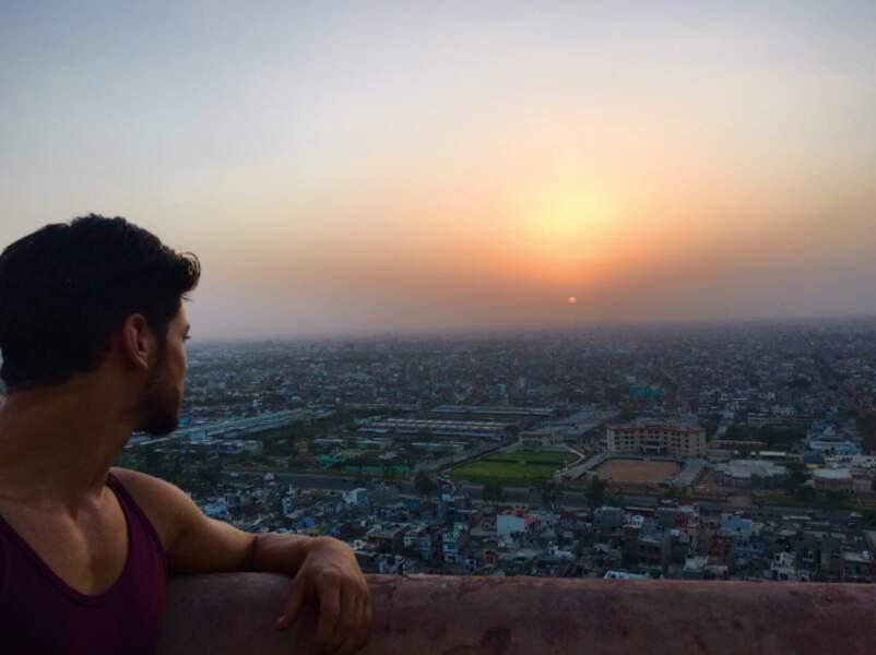Coup de foudre à Jaipur ? un tournage…dépaysant !