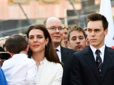 Raphaël, le fils de Charlotte Casiraghi et Gad Elmaleh, trop chou lors du Grand Prix de Formule E de Monaco