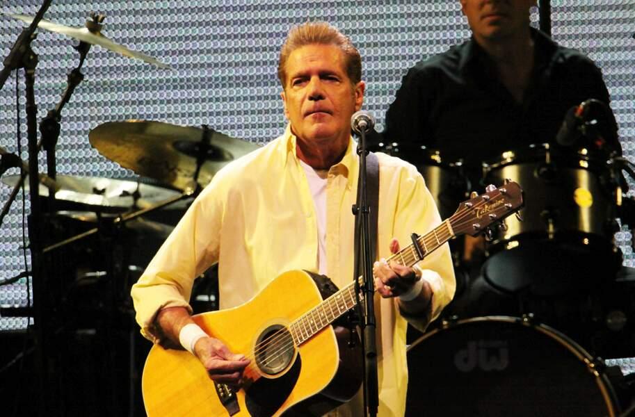 Glenn Frey, membre du groupe The Eagles, s'est éteint le 18 janvier à l'âge de 67 ans