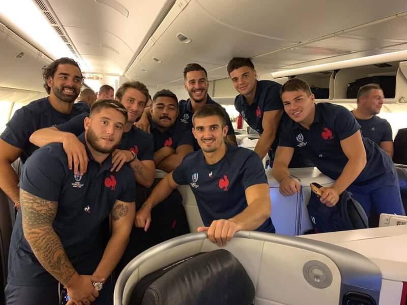Le Mondial de rugby est l'occasion de découvrir ou redécouvrir des joueurs qui ne nous laissent pas indifférents...