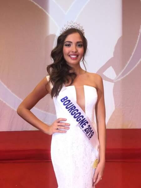 Sophie Diry a été élue Miss Bourgogne