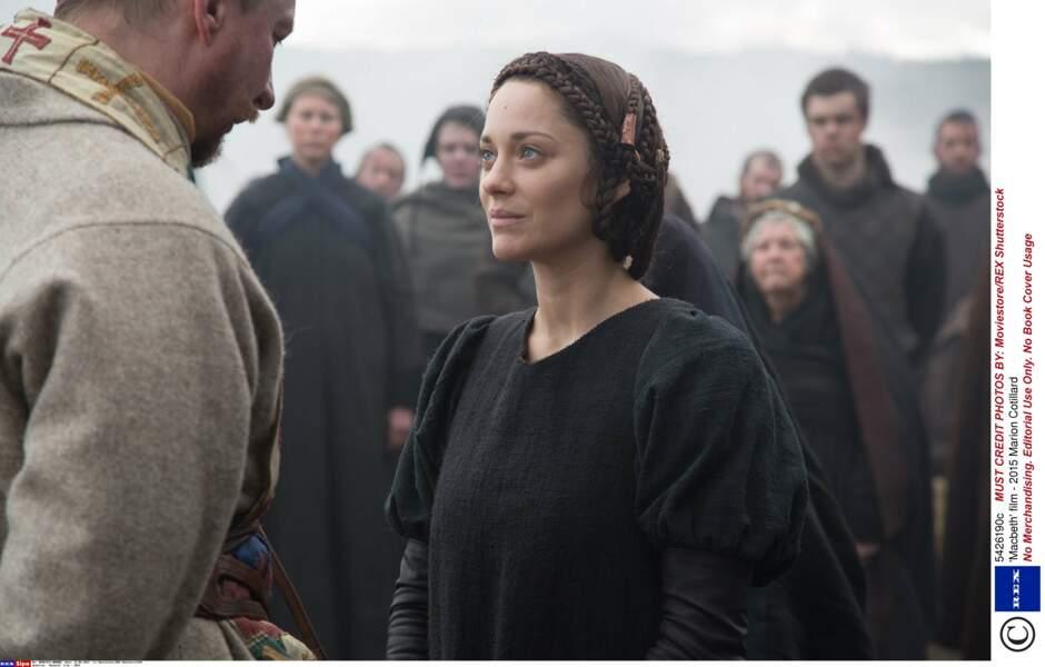 Macbeth, avec Michael Fassbender (2015)