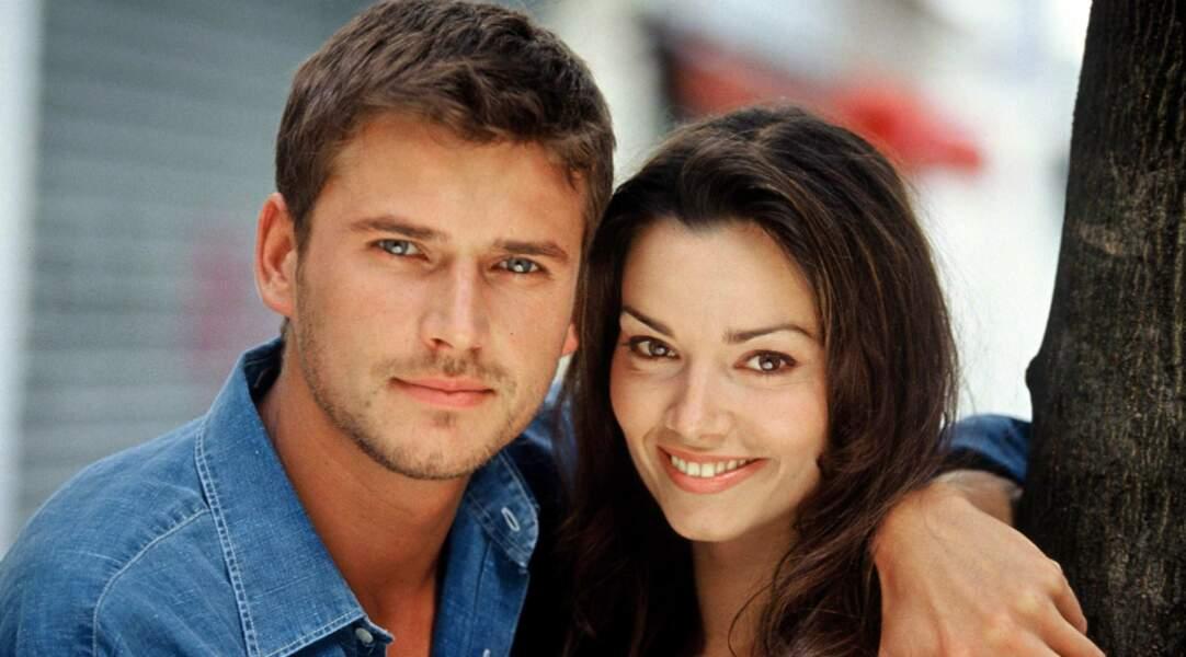En 1996, à 23 ans, Ingrid Chauvin joue dans la sitcom L'école des passions au côté de Sébastien Courivaud…