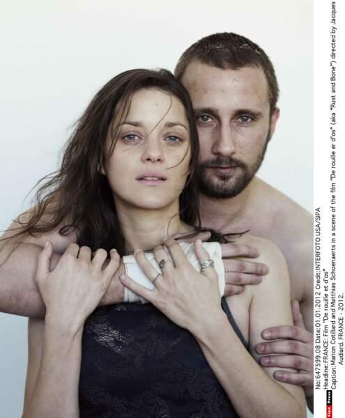 De rouille er d'os avec Matthias Schoenaerts (2012)