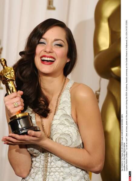 Puis un Oscar !