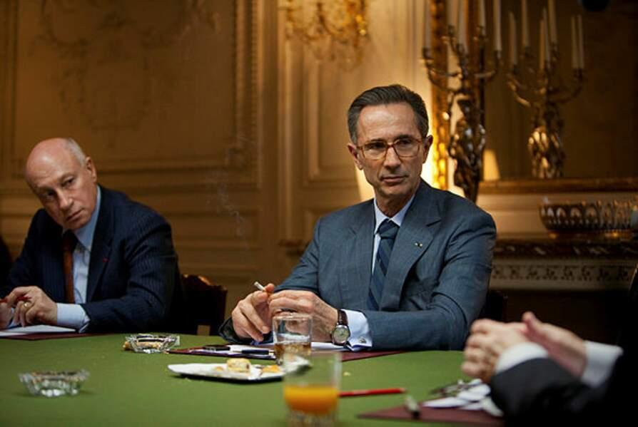 Un téléfilm sur l'affaire impliquant Wahid Gordji, diplomate iranien en poste à Paris