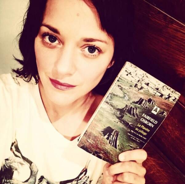 Elle conseille ce livre en 2015