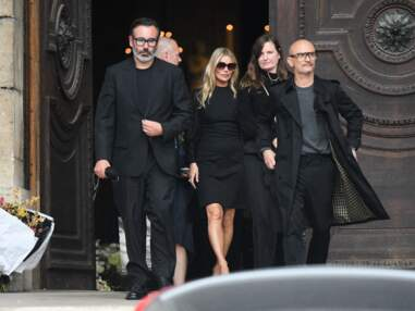 Bella Hadid, Kaia Gerber, Carla Bruni... réunies aux obsèques du photographe Peter Lindbergh