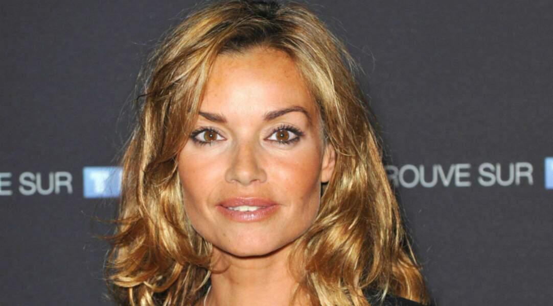 En 2009, elle répond présent à la conférence de rentrée de TF1…