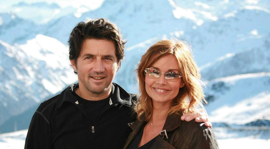 En 2008,  Ingrid Chauvin s'affiche avec Bruno Madinier au Festival de Luchon