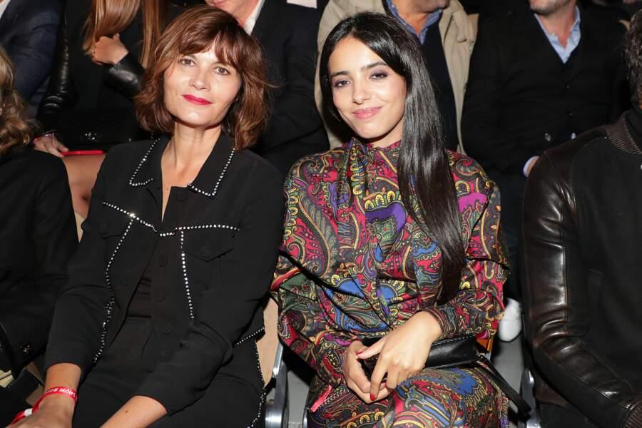Marina Hands et Hafsia Herzi