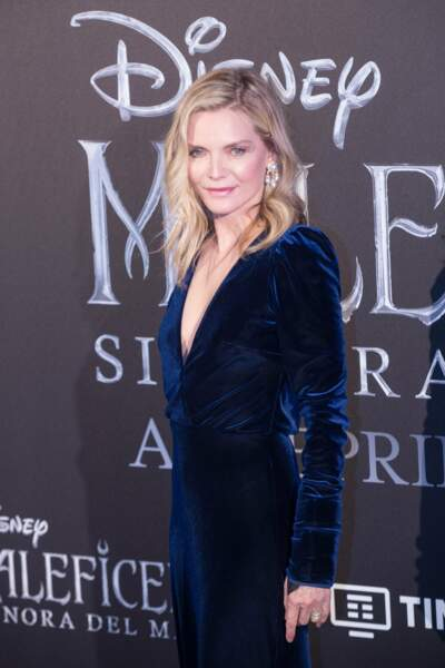 Michelle Pfeiffer, alias la Reine Ingrith
