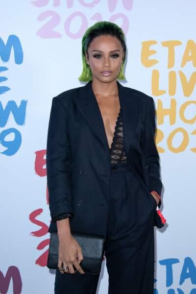 L'ex Miss Alicia Aylies