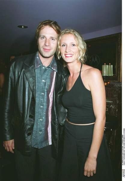Entre eux, ce n'était pas du cinéma : Alexandra Lamy et Thomas Jouannet ont vécu ensemble entre 1995 et 2003