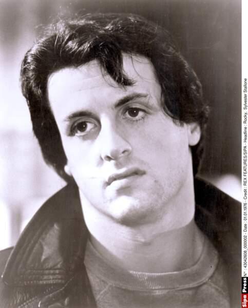 Jeune débutant dans Rocky (1976)